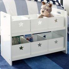 Фотография: Мебель и свет в стиле Современный, Детская, Интерьер комнат, Системы хранения – фото на InMyRoom.ru