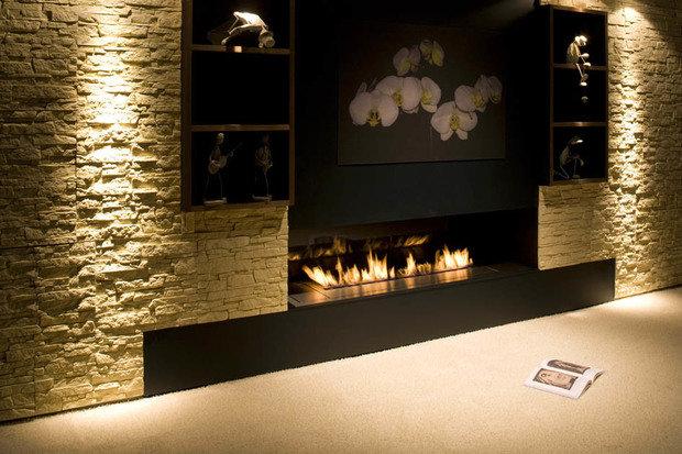 Фотография: Мебель и свет в стиле Лофт, Современный, Квартира, Дома и квартиры – фото на InMyRoom.ru