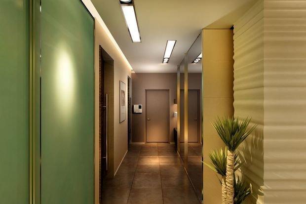 Фотография: Гостиная в стиле Современный, Прихожая, Декор интерьера, Малогабаритная квартира, Квартира, Дом – фото на InMyRoom.ru