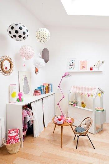 Фотография: Детская в стиле Скандинавский, Современный, Декор интерьера, DIY, Мебель и свет, IKEA – фото на InMyRoom.ru