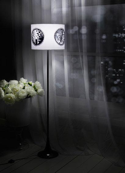 Фотография: Спальня в стиле Прованс и Кантри, Декор интерьера, Мебель и свет, Декор дома, Подушки, Панно – фото на InMyRoom.ru