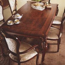 Фото из портфолио Мебель Италии Arredo Classic (спальни, гостиные, кабинеты, мягкая) – фотографии дизайна интерьеров на INMYROOM