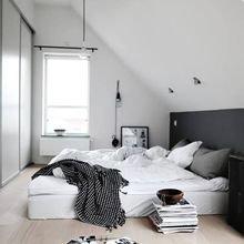 Фотография: Спальня в стиле Лофт, Скандинавский, Классический, Декор интерьера, Дом, Минимализм, Эко – фото на InMyRoom.ru