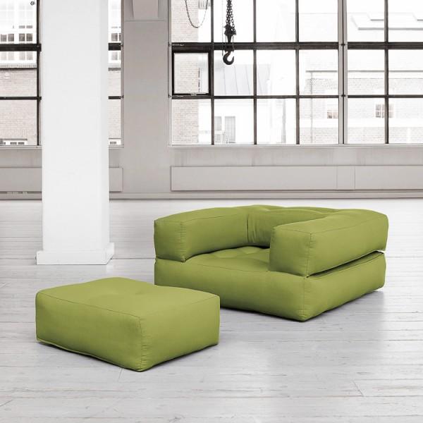 Кресло-кровать Cube Pistaciei