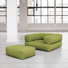 """Кресло-кровать """"Cube PISTACIE"""""""