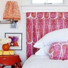 Фотография: Спальня в стиле Современный, Восточный, Декор интерьера, Декор дома, Ковер – фото на InMyRoom.ru