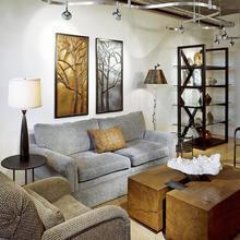 Фотография: Гостиная в стиле Лофт, Декор интерьера, Мебель и свет, Советы – фото на InMyRoom.ru