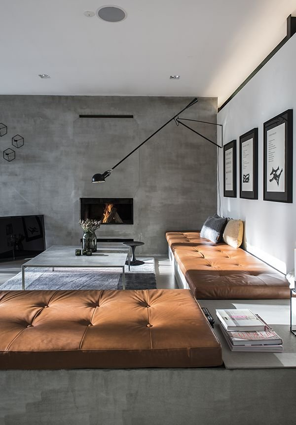 Фотография: Гостиная в стиле Лофт, Декор интерьера, Декор – фото на InMyRoom.ru
