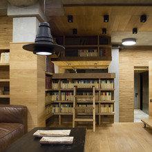 Фото из портфолио Необычная квартира в Москве от Алексея Розенберга – фотографии дизайна интерьеров на INMYROOM