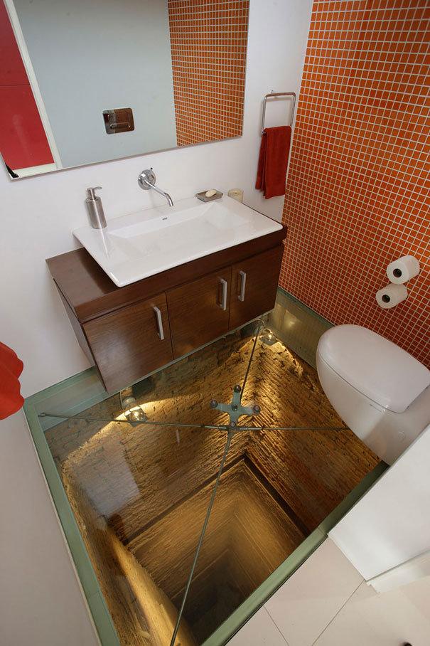 Фотография: Ванная в стиле Современный, Эклектика, Декор интерьера, Декор дома – фото на InMyRoom.ru