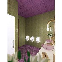 Фото из портфолио Дизайн интерьера ресторана DECADANCE – фотографии дизайна интерьеров на InMyRoom.ru