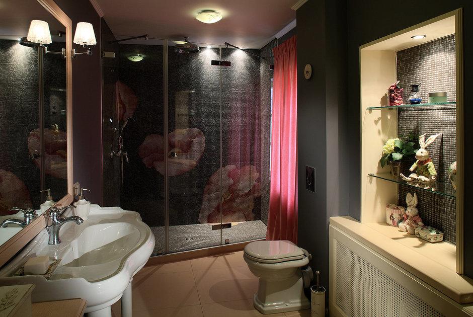 Фотография: Ванная в стиле Современный, Декор интерьера, Дом, Flos, Дома и квартиры, IKEA, Проект недели, Дача – фото на InMyRoom.ru