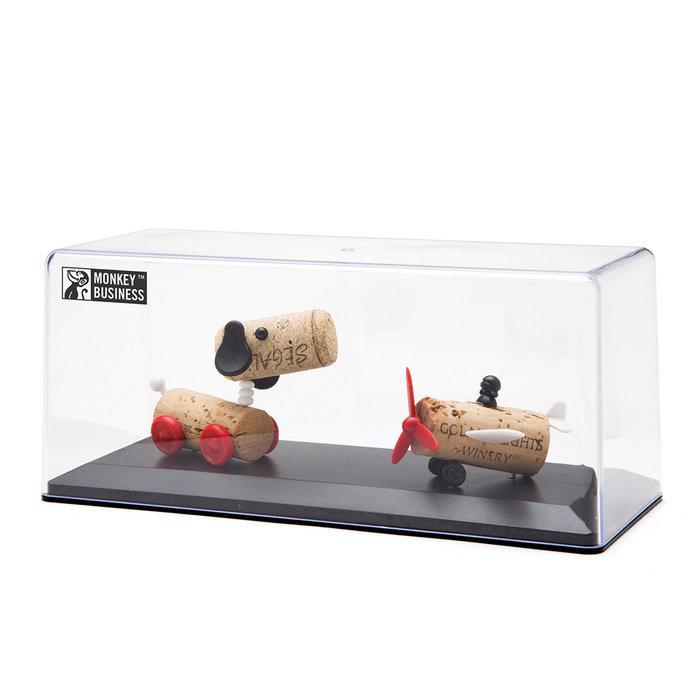 Стенд для игрушек corkers
