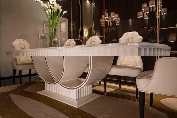 Фото из портфолио Carpanese Home Italia – элегантная роскошь – фотографии дизайна интерьеров на INMYROOM