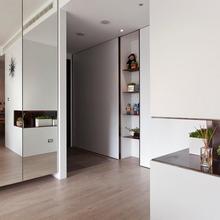 Фотография:  в стиле Современный, Малогабаритная квартира, Квартира, Дома и квартиры, Квартиры – фото на InMyRoom.ru
