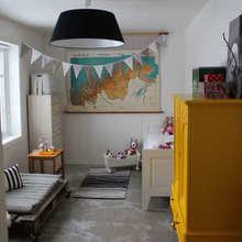 Фотография: Детская в стиле Скандинавский, Декор интерьера, DIY, Дом – фото на InMyRoom.ru