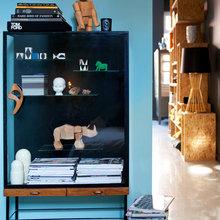 Фотография: Мебель и свет в стиле Эко, Декор интерьера, Шкаф – фото на InMyRoom.ru