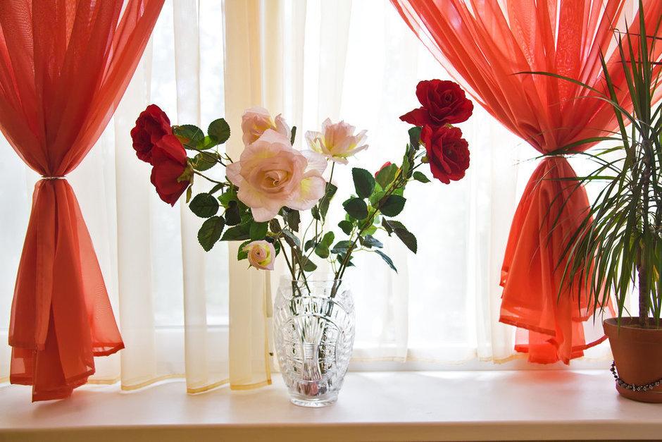 Фотография: Флористика в стиле , Декор интерьера, Дом, Цвет в интерьере, Дома и квартиры, Переделка, Ремонт, Дача, Зеленый, Стена – фото на InMyRoom.ru