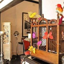 Фотография: Декор в стиле Кантри, Дом, Дома и квартиры – фото на InMyRoom.ru