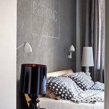 Фотография: Спальня в стиле Лофт, Квартира, BoConcept, Дома и квартиры, IKEA – фото на InMyRoom.ru