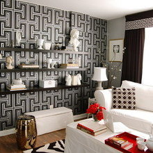 Фотография: Гостиная в стиле Классический, Современный, Квартира, Дома и квартиры, Переделка – фото на InMyRoom.ru