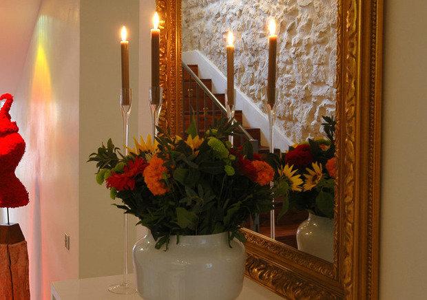 Фотография: Флористика в стиле , Декор интерьера, Франция, Дома и квартиры, Городские места, Отель, Прованс – фото на InMyRoom.ru
