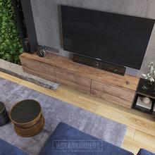 Фото из портфолио Эко-стиль в городской квартире – фотографии дизайна интерьеров на INMYROOM