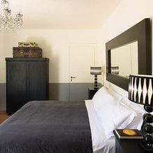 Фотография: Спальня в стиле Эклектика, Италия, Дома и квартиры, Городские места, Отель, Прованс – фото на InMyRoom.ru