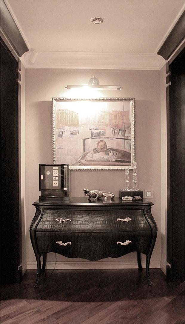Фото из портфолио Трёхкомнатная квартира. – фотографии дизайна интерьеров на INMYROOM