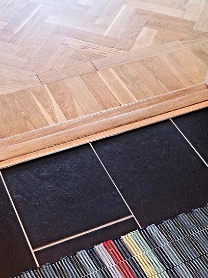 Фотография: Спальня в стиле Минимализм, Малогабаритная квартира, Квартира, Швеция, Дома и квартиры – фото на InMyRoom.ru