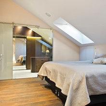 Фотография: Спальня в стиле Современный, Квартира, Швеция, Дома и квартиры, Пентхаус, Стокгольм – фото на InMyRoom.ru