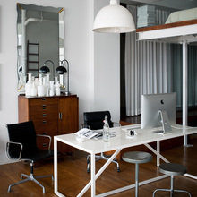 Фото из портфолио Потрясающий ЛОФТ в Нью-Йорке – фотографии дизайна интерьеров на InMyRoom.ru