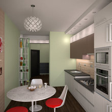 Фото из портфолио Примеры 3d-визуализации – фотографии дизайна интерьеров на INMYROOM