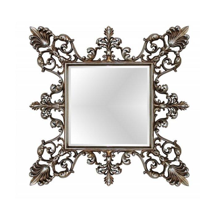 Зеркало в раме Regent Silver