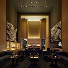 """Фото из портфолио Японское Совершенство в отеле """"Аман"""", Токио – фотографии дизайна интерьеров на INMYROOM"""