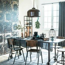 Фото из портфолио Новый взгляд на столовую – фотографии дизайна интерьеров на InMyRoom.ru