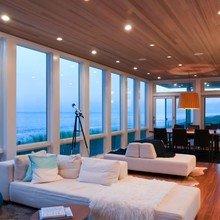 Фото из портфолио Дом для молодой семьи у океана – фотографии дизайна интерьеров на INMYROOM