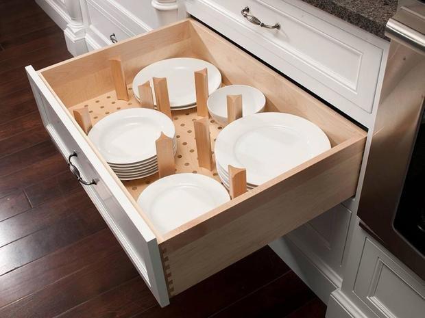 Фотография: Кухня и столовая в стиле Современный, Прочее, Советы, ламинат, хранение – фото на InMyRoom.ru