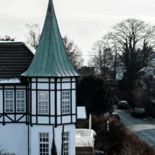 Фото из портфолио Тёплый и немного деревенский интерьер – фотографии дизайна интерьеров на INMYROOM