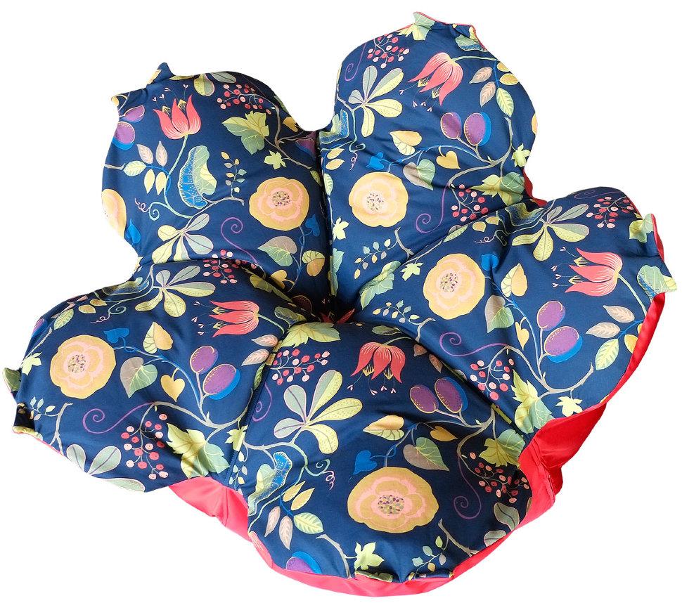 Купить Кресло-мешок цветок l капри ночью, inmyroom, Россия