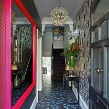 Фотография: Прихожая в стиле Эклектика, Декор интерьера, Малогабаритная квартира, Квартира, Дом – фото на InMyRoom.ru
