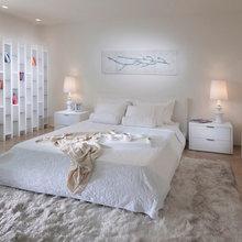 Фотография: Спальня в стиле Современный, Декор интерьера, Текстиль, Декор, Текстиль – фото на InMyRoom.ru
