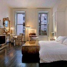 Фотография: Спальня в стиле Кантри, Квартира, Дома и квартиры, Интерьеры звезд, Нью-Йорк – фото на InMyRoom.ru