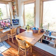 Фотография: Офис в стиле Современный, Дом, Дома и квартиры, Эко, Дом на колесах – фото на InMyRoom.ru
