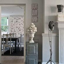 Фотография: Кухня и столовая в стиле Кантри, Дом, Великобритания, Дома и квартиры – фото на InMyRoom.ru