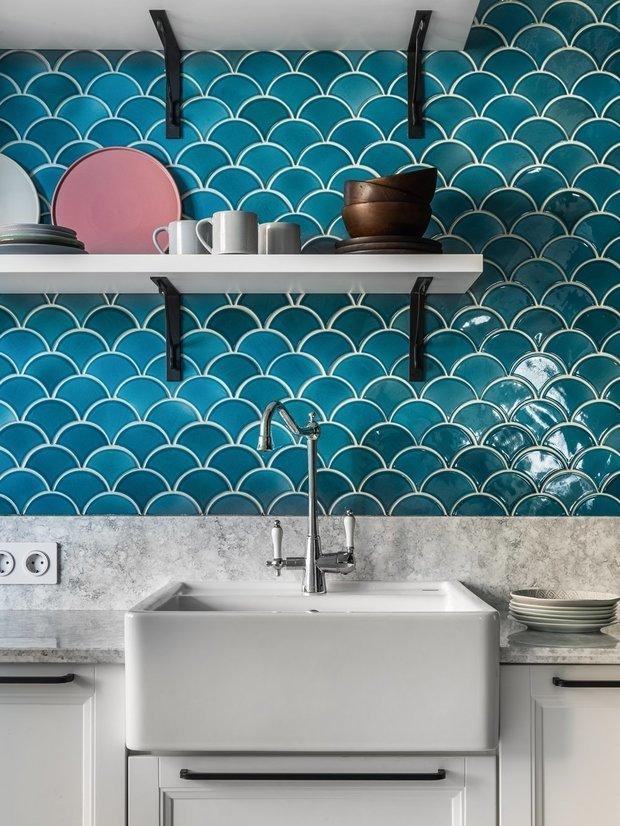 Фотография: Кухня и столовая в стиле Скандинавский, Декор интерьера, Приемы декораторов, тренды 2020 – фото на INMYROOM