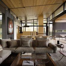 Фото из портфолио Резиденция Mill Valley в США – фотографии дизайна интерьеров на InMyRoom.ru