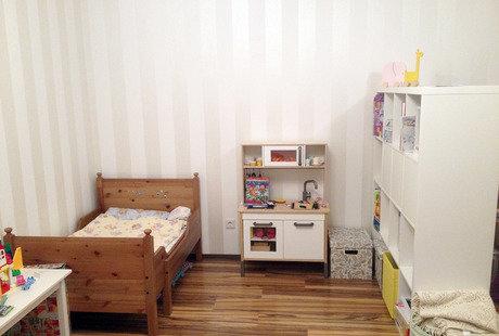 Помогите выбрать цвет шкафа и декора для детской
