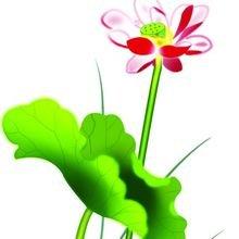 """Модульная картина на холсте """"Стильный цветок"""""""