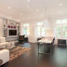 Фотография: Гостиная в стиле Современный, Квартира, Дома и квартиры, Лондон – фото на InMyRoom.ru